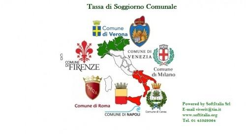 TASSA DI SOGGIORNO COMUNALE | SoftItalia .org